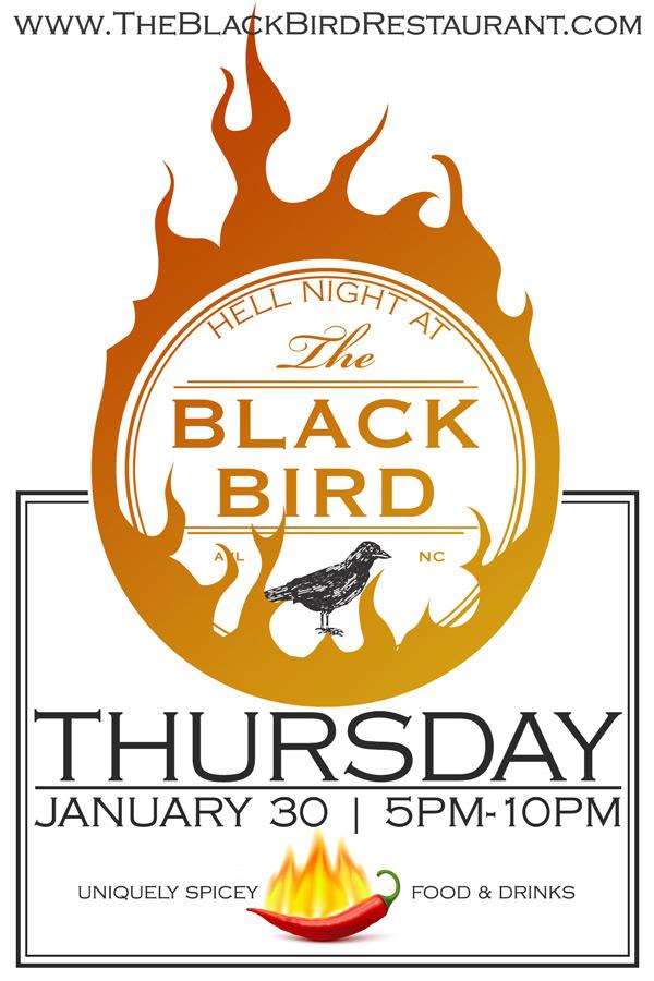 Welcome The Blackbird Restaurant